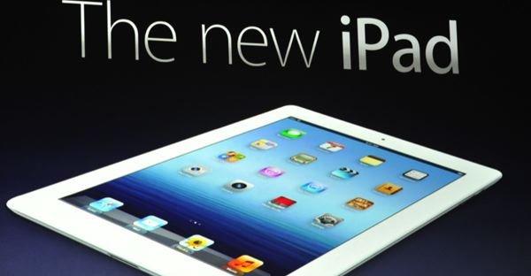 Nye iPad.