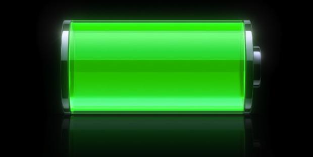 Det anbefales å lade nye iPad i ni timer for å lade batteriet helt fullt.