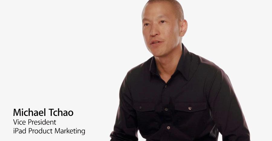 Apples Michael Tchao forklarer hvordan iOS-produkter lades.