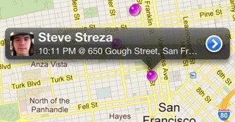 Nå kan du følge med på hvor dine Facebook-venner befinner seg, men det kreves at begge parter bruker appen.