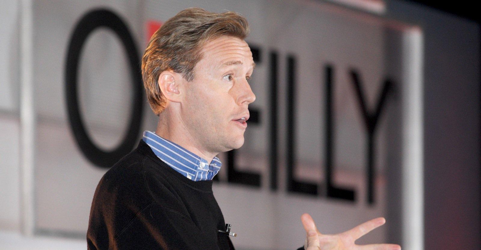 Michael Robertson hevder at Spotify er offer for platebransjens diktat, og dermed aldri vil tjene penger.