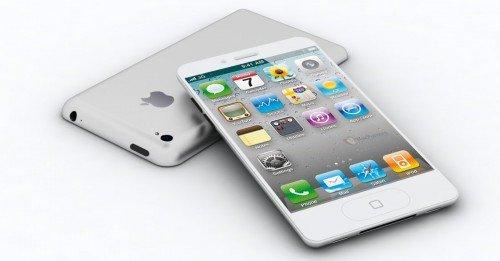 Kanskje får iPhone 5 et iPad-lignende design?