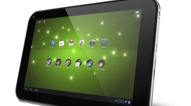 Toshibas nye nettbrett kan bli en farlig konkurrent til iPad.