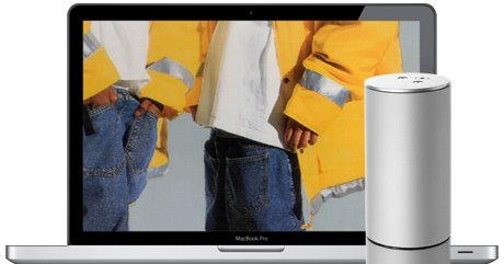 Parfymeselskapet Air Aroma gir deg Mac-lukta på boks. Dessverre bare på en kunstutstilling.