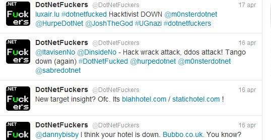 Kripos ruller nå opp DotNetFuckers-nettverket.