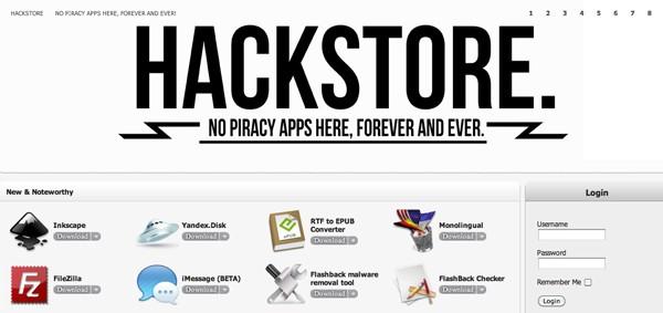 HackStore til OS X er hva Cydia er til iOS: her finner du alle appene Apple ikke har godkjent..