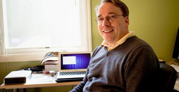 Linux-skaper Linus Torvalds hater Apples lukkede måte å gjøre ting på, men elsker sin MacBook Air og skjønner ikke hvorfor konkurrentene ikke har gjort noe lignende foruten dårlige kopier.
