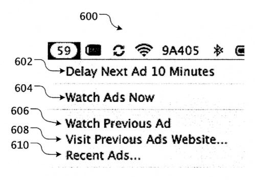 Slik så Apple for seg den annonsebaserte versjonen av operativsystemet sitt.