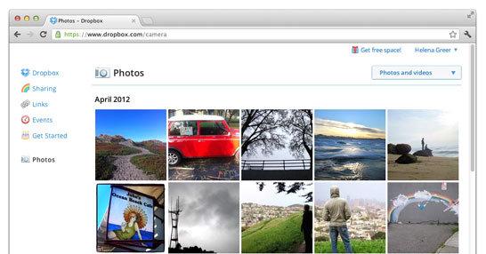 Dropbox belønner deg for å laste opp bilder og video på autopilot.
