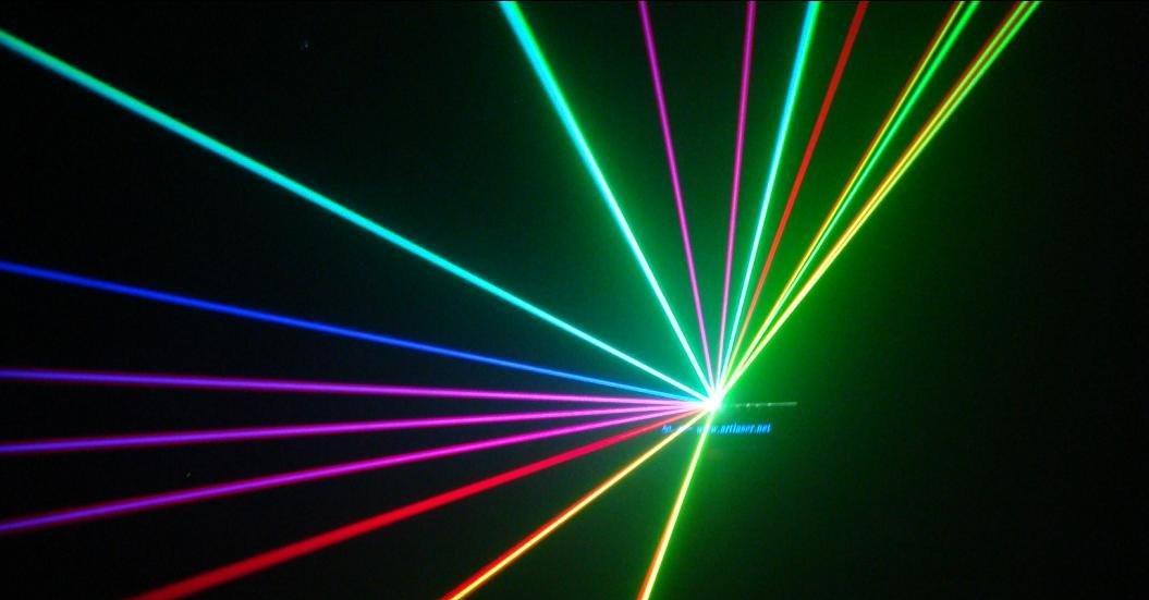 Laser gir mindre avbrudd enn WiFi. Men det er liten ulempe...