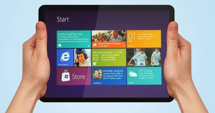Kan det være at Windows 8-brettene blir dyrere enn konkurrentene?