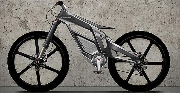 Med Audi Wörthersee E-bike møter du sykkelvåren med stil.