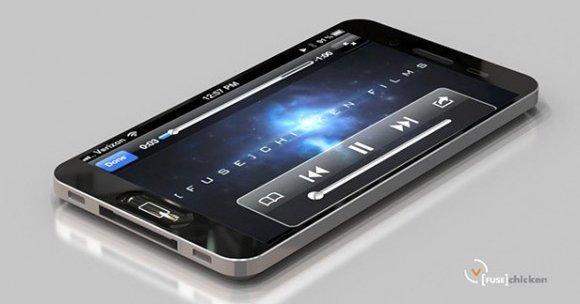 iPhone 5-konsept fra [FUSE]Chicken.