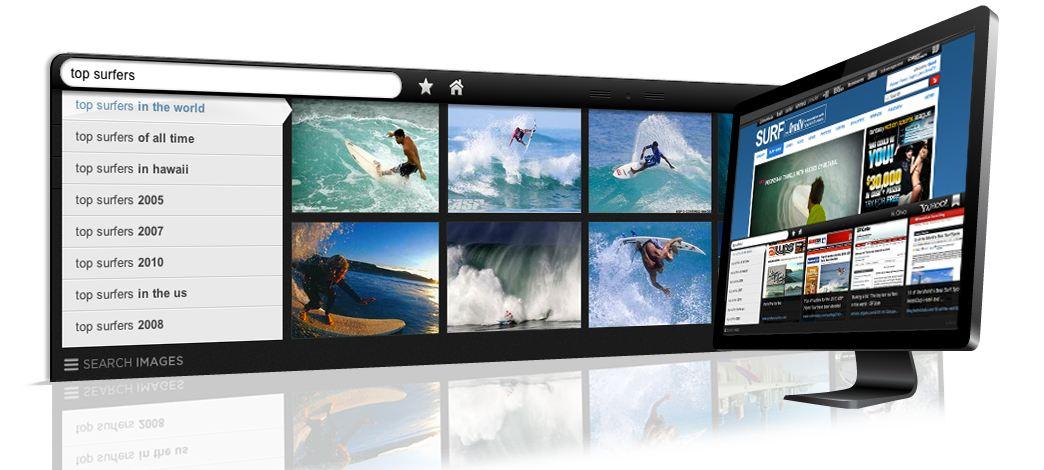 Yahoos nye Axis-nettleser tilbyr full integrasjon av nettbrett, mobil og PC/Mac.
