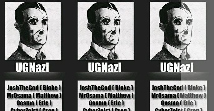 Hackergruppa UGNazi fortsetter med sine angrep og innbrudd - på tross av at de skal være sprengt av FBI.
