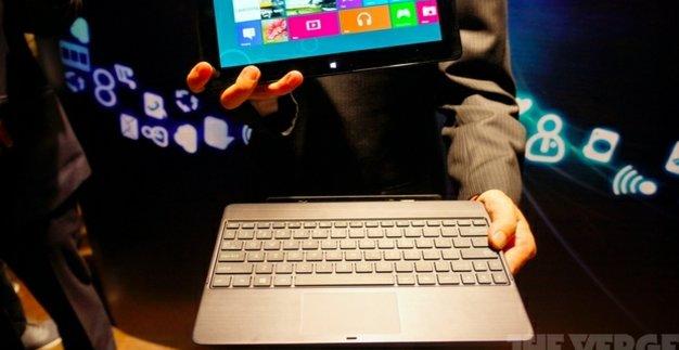 Asus Tablet 600 - dette produktet blir det første med Nvidia-teknologi og Windows 8 RT.