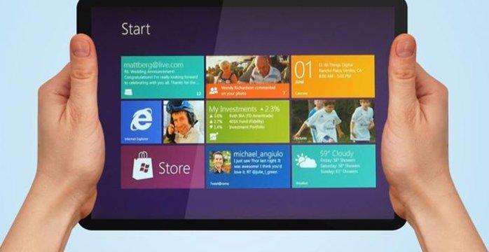 Alt tyder på at svært mange Windows 8-brett kommer på markedet til høsten.