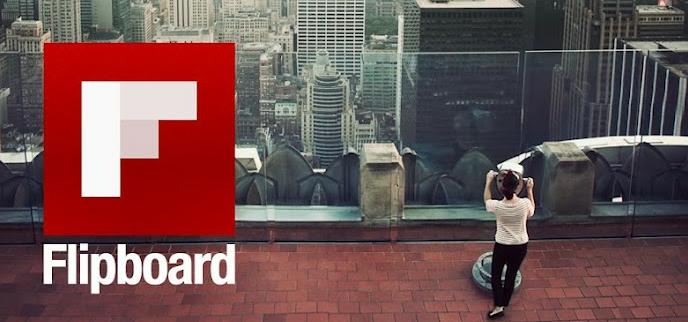 Flipboard er endelig lansert offisielt på Google Play.