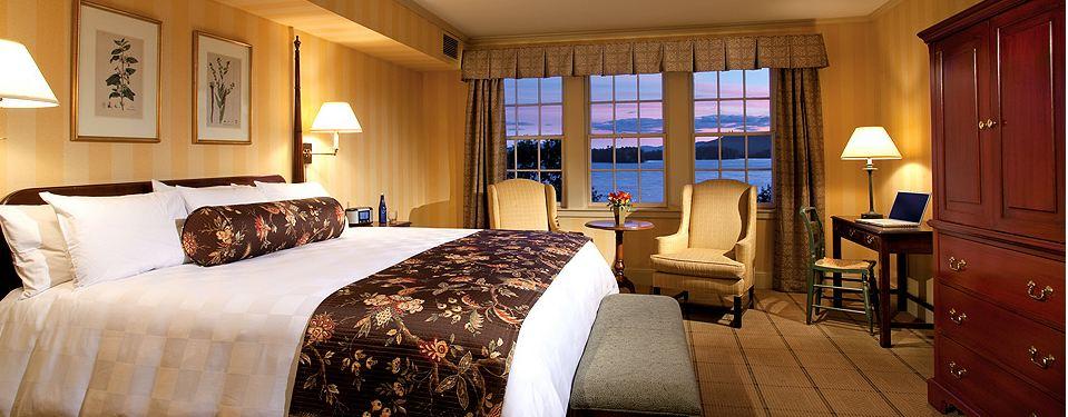 Bruker du Mac øker sjansen for at du bestiller et hotellrom som dette, mener søketjenesten Orbitz.