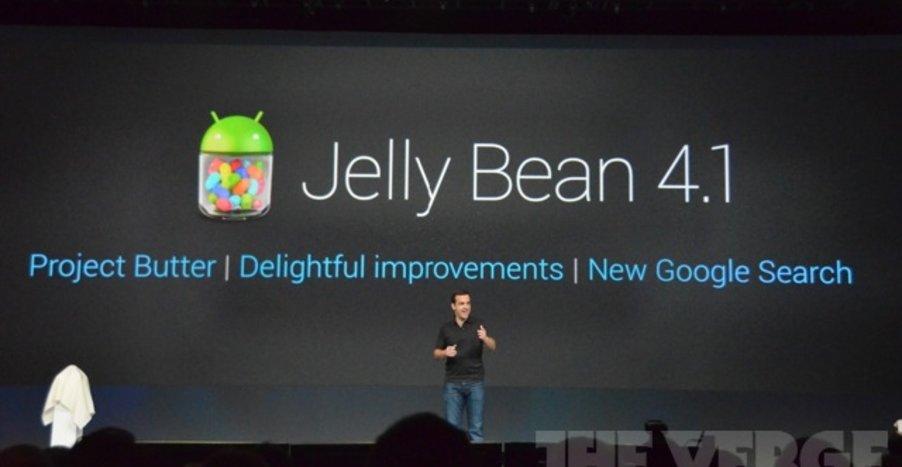 Android 4.1 bringer betydelige forbedringer.