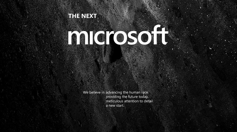 Slik vil 21 år gamle Andrew Kim presentere det nye Microsoft.