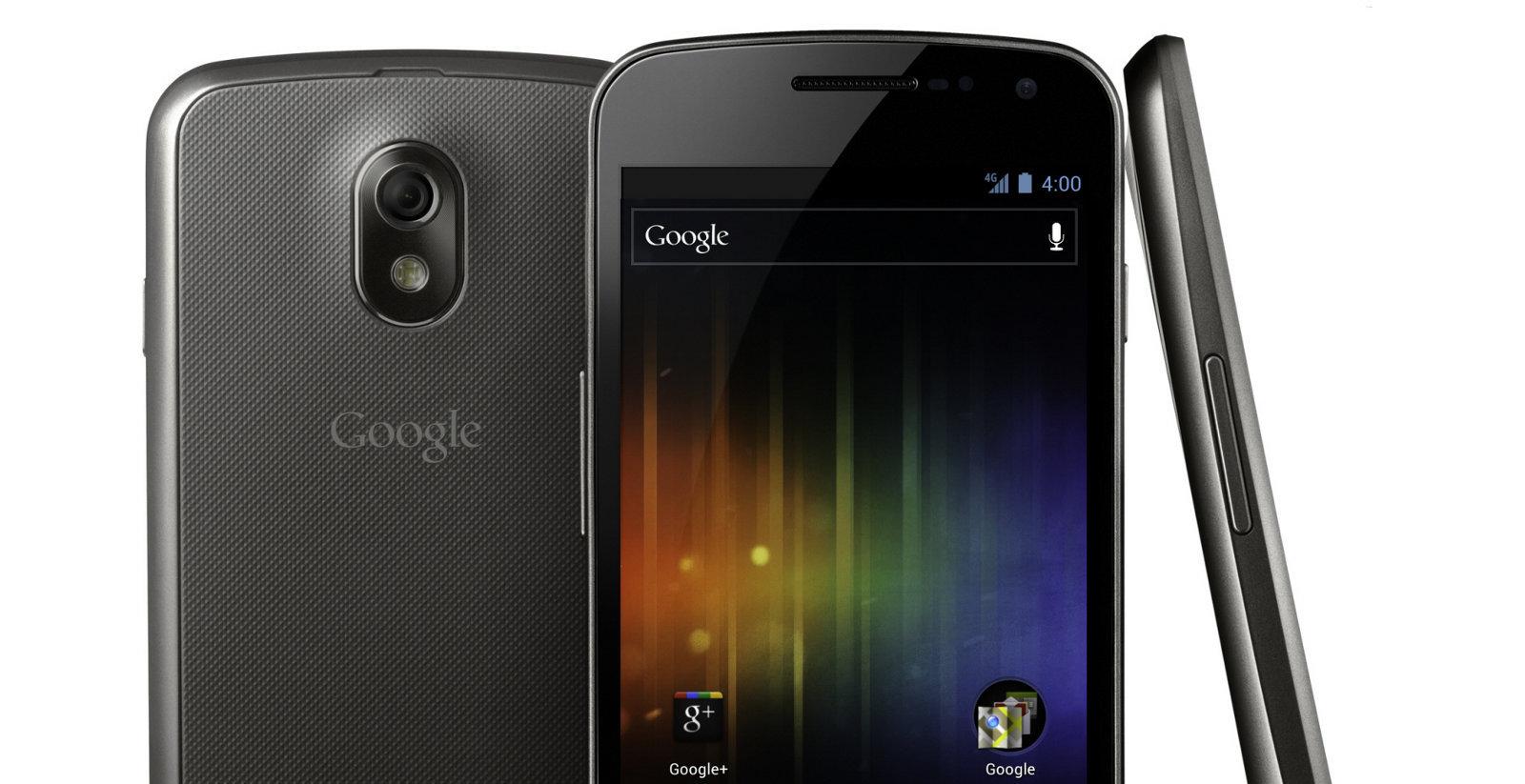 Nexus-telefonen kan bli lov å selge igjen dersom Samsungs programvare-håndgrep blir godtatt.