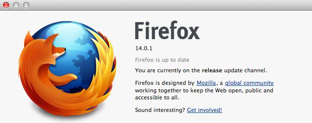 Nye Firefox er sikrere enn noensinne.