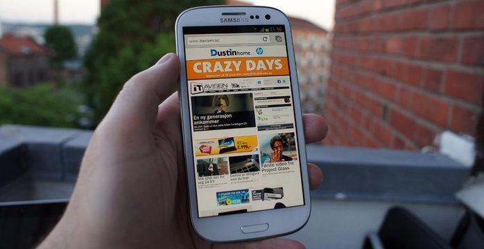 Samsung og Apple krangler og krangler. Nå forsvinner det en svært viktig funksjon i Samsungs toppmodell.