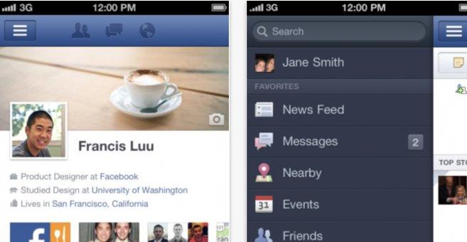 Joda, det kommer en langt kjappere Facebook-app til iOS, men ikke før om flere måneder. En helt ny app med et nytt grensesnitt kommer ikke før neste år.
