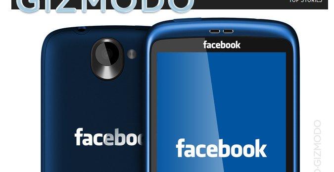 Halvveis ut i neste år kommer det en mobil fra HTC med Facebook-OS, det hevder i hvert fall Bloomberg. OSet blir trolig basert på en veldig modifisert Android.