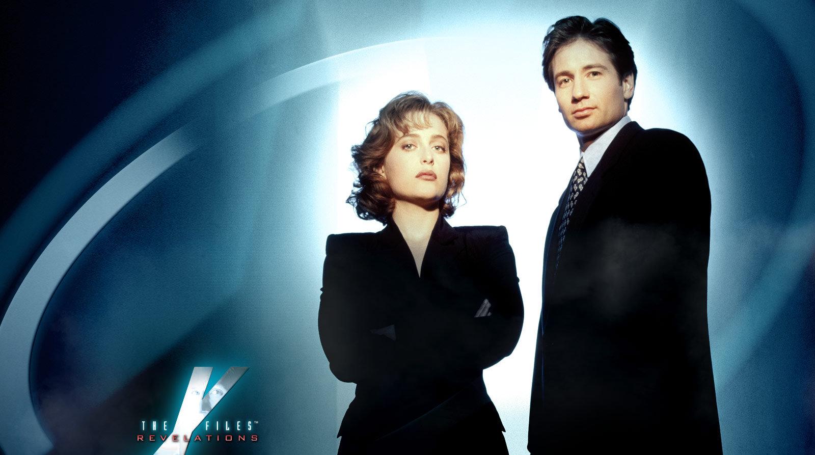 Dana Skully og Fox Mulder er trolig pensjonerte nå. Men deres etterfølgere slipper i hvert fall å bla i ringpermer...
