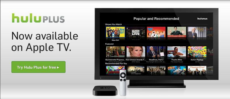 Hulu Plus for Apple TV hadde et aldri så lite hull. Nå er det tettet igjen, dessverre.
