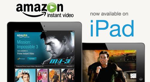 Instant video gir Apple konkurranse på iPad.