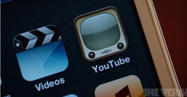 Apple har valgt å ikke implementere en egen YouTube-app i iOS 6. Google skal lage sin egen, og den blir tilgjengelig i App Store.