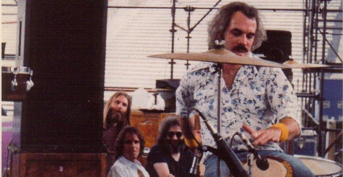 Grateful Dead i aksjon på 1970-tallet. Nå kan du gjenoppleve utallige historiske konserter med dem via Archive.org og torrents.
