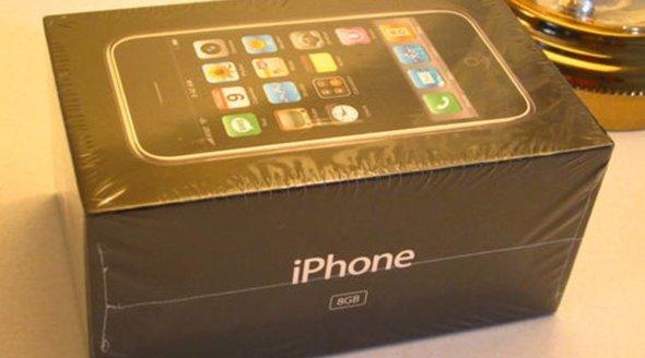 Har du nærmere 60 000 kroner liggende, kan du blåse dem på en original iPhone.