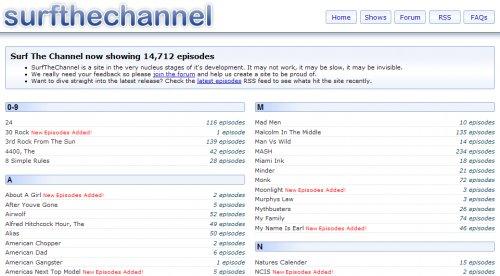 På Surfthechannel.com kunne du finne det meste av filmer og TV-serier. Men så satte Hollywood en privatdetektiv på eieren.