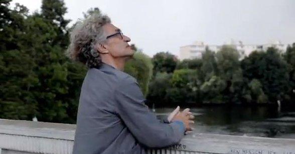 Filmregissør Wim Wenders er trekkplaster i Samsung-videoen om nye Galaxy Note.