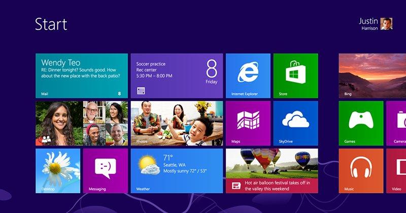 Windows 8 har fått en pangstart.