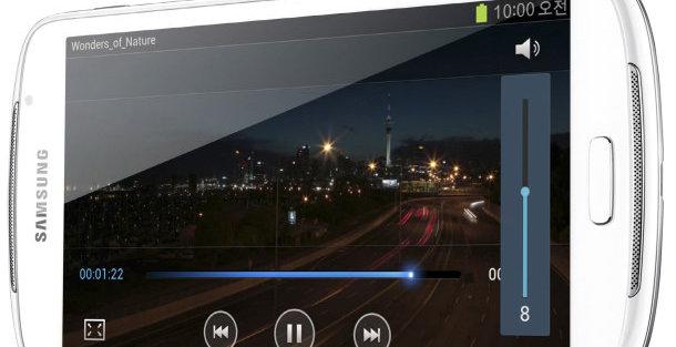 Samsung Player 5.8 er en av nyhetene Samsung kan varte opp med på IFA-messen i Berlin denne uka.