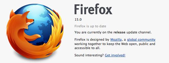 Nye Firefox kan lastes ned nå.