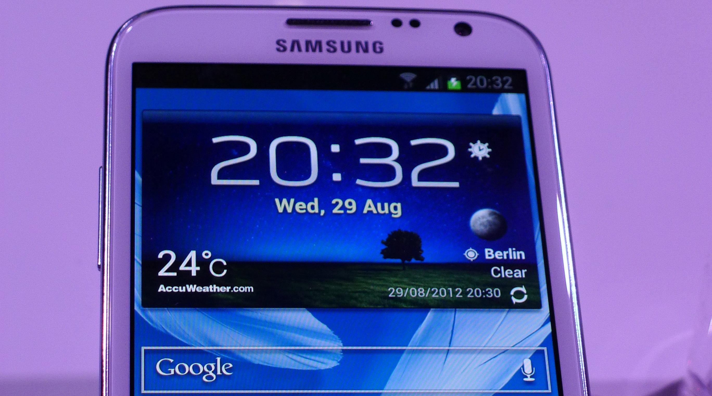 Galaxy Note II ble første gang presentert på IFA-messen i Berlin i høst. Nå har salget passert fem millioner.
