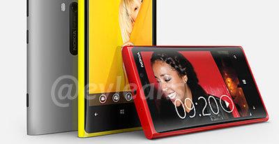 Dette er Nokia PureView 920.