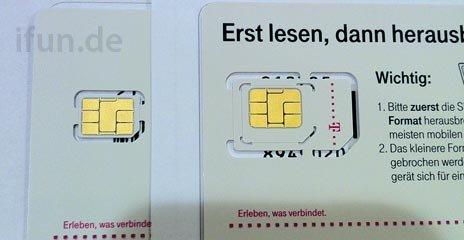 Slike kort skal ha blitt levert til tyske forhandlere.