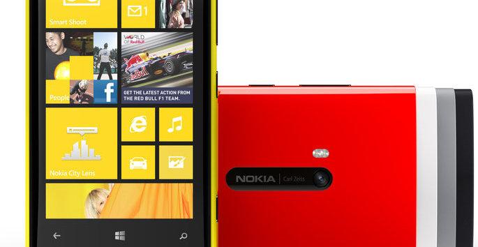 Nokia Lumia 920 med Windows Phone 8 er trolig på markedet her i Norge i november.