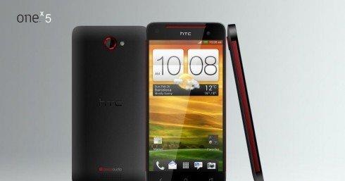 Bildet viser Android-OS med HTC-skall, men det er altså Windows Phone 8-mobiler selskapet skal vise frem i morgen ettermiddag norsk tid. Trolig er Android-OS-et kun en «placeholder».