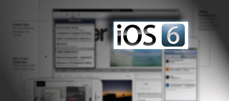 iOS 6 kom i går, men helt problemfritt gikk ikke installasjonen...