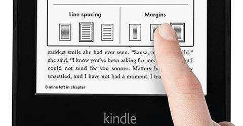 Nye Kindle Paperwhite får strålende mottakelse.