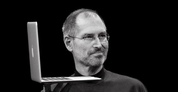 Steve Jobs døde av kreft 5. oktober 2011.