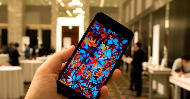 HTC Butterfly imponerer stort.